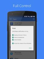 Screenshot of Desktop Notifications