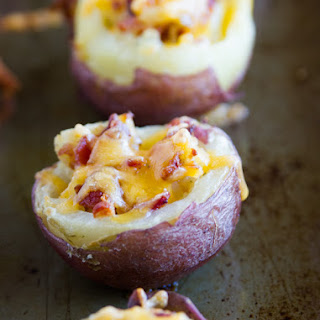 Bacon Ranch Potato Bites