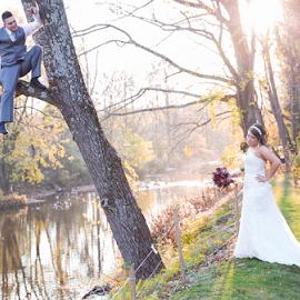 Merriment by Crys Bogan - Wedding Bride & Groom ( lehigh valley photographer crys bogan, lehigh valley wedding photographer, crys bogan photography )