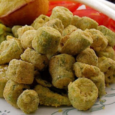 Authentic Southern Fried Okra