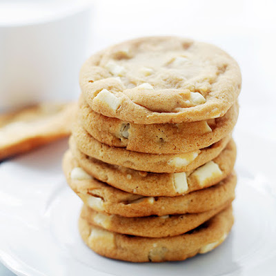 White Chocolate Chunk Cookies