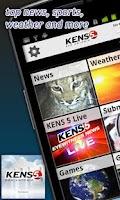Screenshot of KENS 5