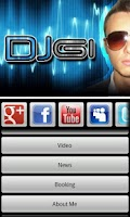 Screenshot of DJ Gi