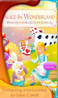 Screenshot of Alice in Wonderland FREE