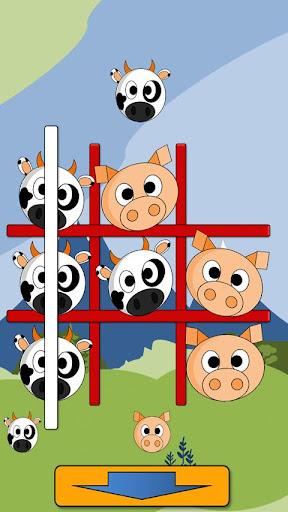 Pig Cow Toe