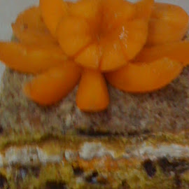 Fruit cake! by Aura Vasii - Food & Drink Cooking & Baking ( cake, fruit, food, cooking, baking )