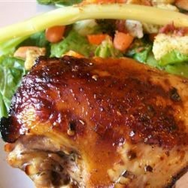Balsamic Marinated Chicken Breasts Recipe | Yummly