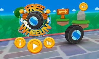 Screenshot of Freewheelin'