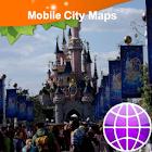 Disney Paris Street Map icon