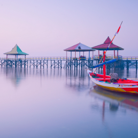 Perahu by Andrian Wibowo - Transportation Boats