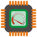 Low Storage monitor icon
