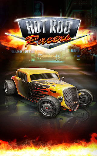 Hot Rod Racers - screenshot