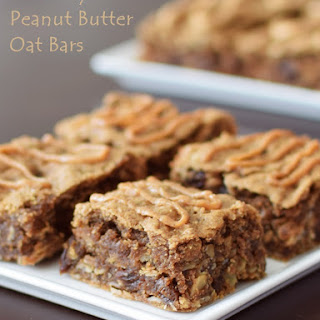 Perfectly Peanut Butter Oat Bars (Better than Clif Bars!)