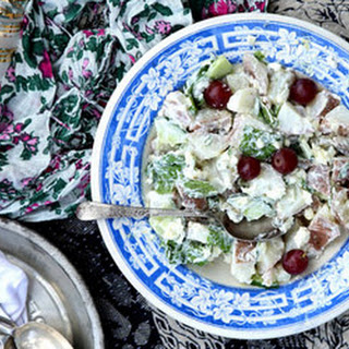 A Healthier Potato Salad