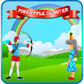 Game Pineapple Shooter version 2015 APK