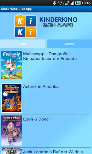 Kinderkino Kombi App