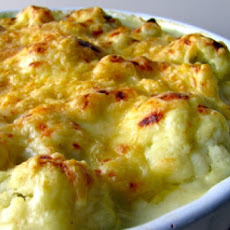 Curried Cauliflower Casserole