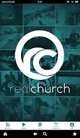 Screenshot of Real Church