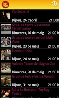 Screenshot of Mostra de Teatre Jove