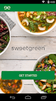 Screenshot of sweetgreen rewards