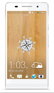 Compass Live Wallpaper - screenshot