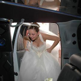 by Jeff Fox - Wedding Bride
