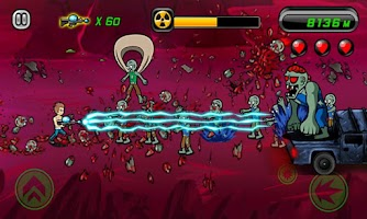 Screenshot of Zombie Hunter! Free