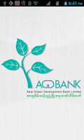 Screenshot of AGD BANK
