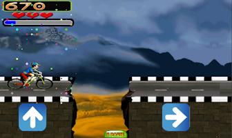 Screenshot of Cycle Boy 3D