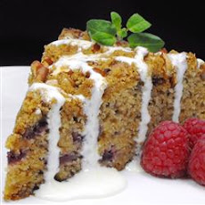 Overnight Berry Coffee Cake