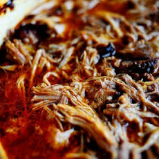 Spicy Dr. Pepper Shredded Pork