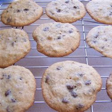 Derby Day Chocolate Chip Cookies