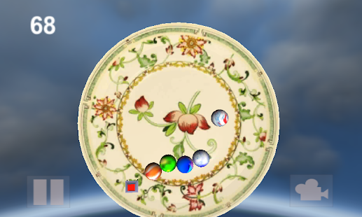 Dish Ball - screenshot