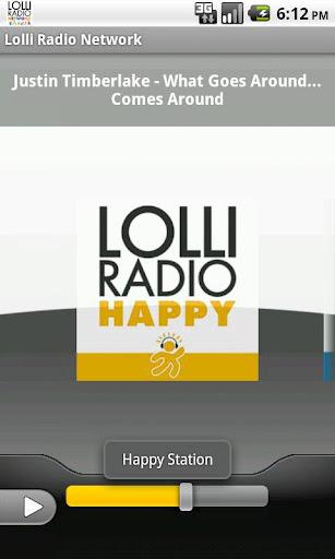 LolliRadio Network