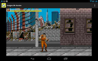 Screenshot of Free action games