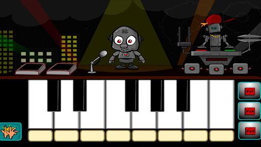 Singer Friends Robot