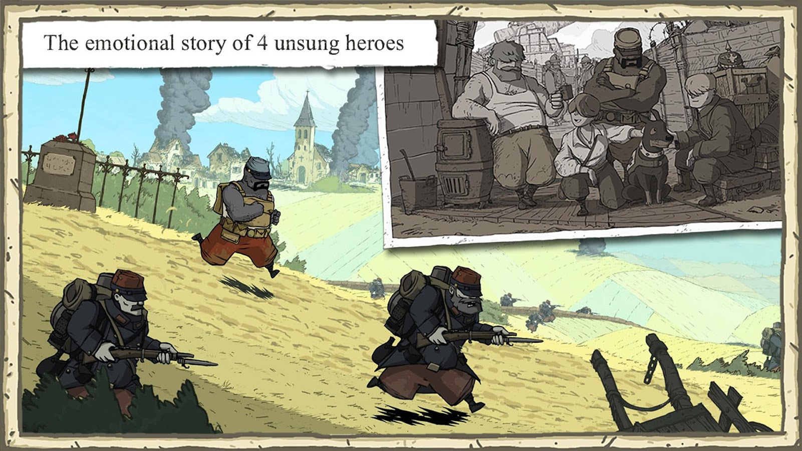 Valiant Hearts : The Great War Screenshot 9