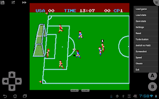 Screenshot of John NES Lite - NES Emulator