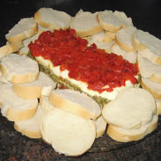 Pesto Torta (Layered Spread)