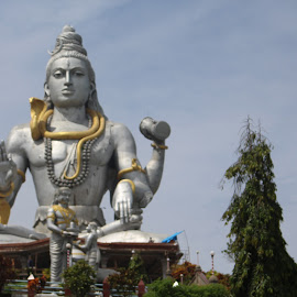 Lord Shiva by Ronnie Furtado - Buildings & Architecture Statues & Monuments