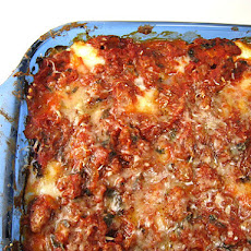 Ina Garten's Turkey Lasagna (adapted)