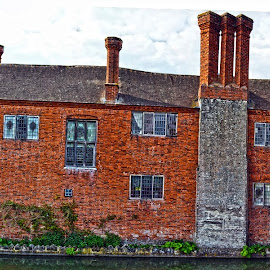 Baddesley Clinton  by Kevin Morris - Buildings & Architecture Public & Historical