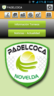 Padelcoca - screenshot