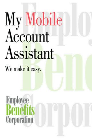 My Mobile Account Assistant