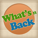 What's n back icon