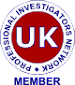 UK Professional Investigators Network Member