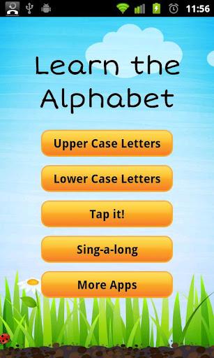 Learn the Alphabet ABCs