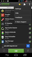 Screenshot of Advanced Task Manager - Killer