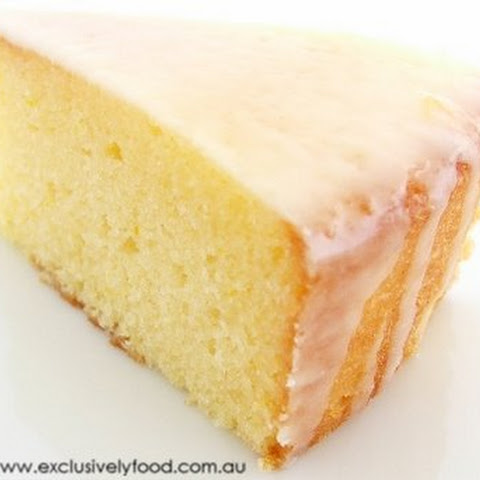 Lemon and Orange Cake