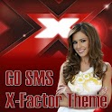 GO SMS PRO X Factor Theme icon